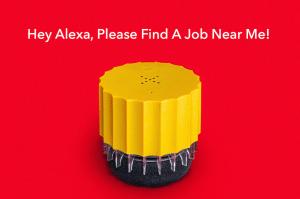 alexa find jobs near me